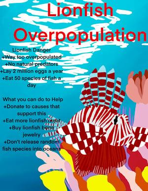 Lionfish  Overpopulation_Madison D