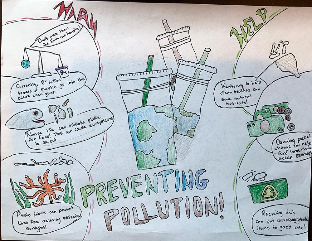 Plastic pollution_Casey K