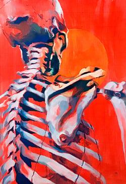 Caden skeleton