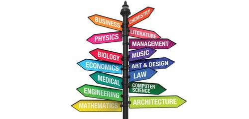 choice of majors