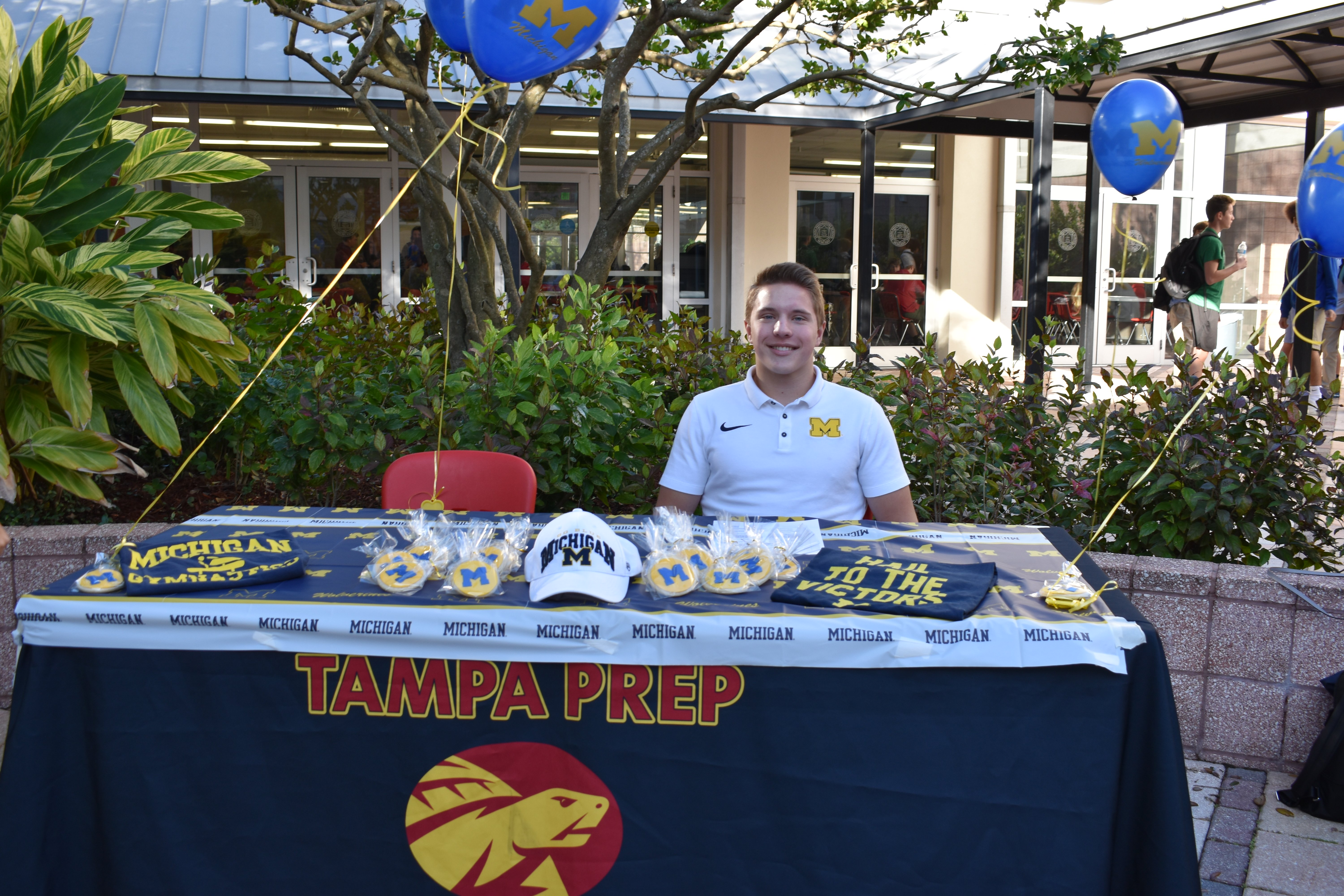 Tampa Prep Seniors Commit to Taking Next Step as Collegiate Athletes