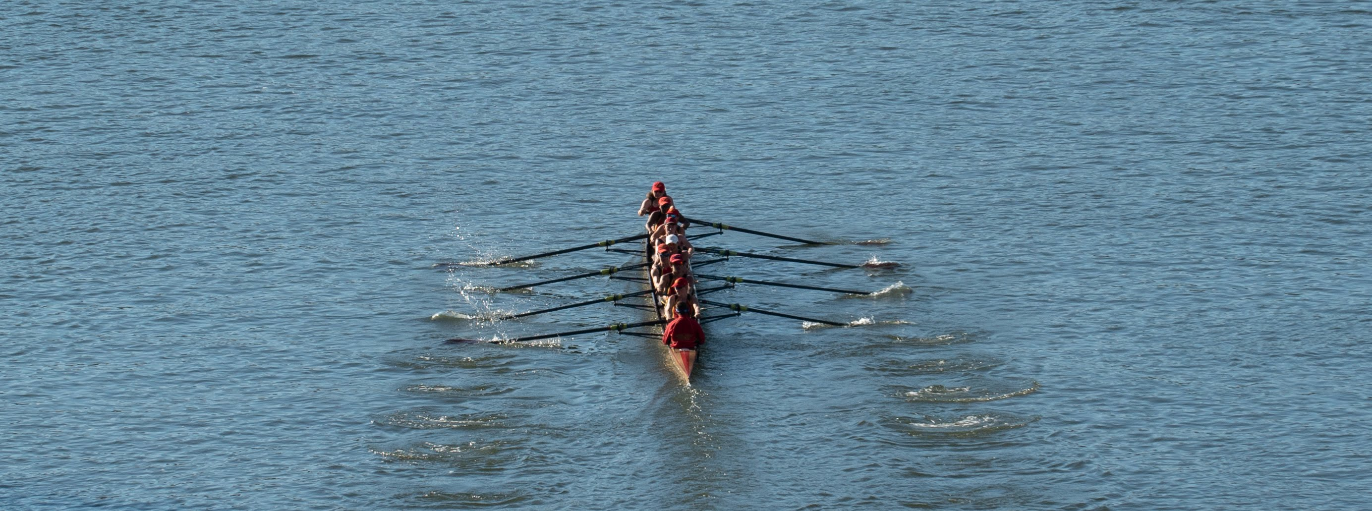 Rowing Team Has Strong Showing at Head of the Hooch